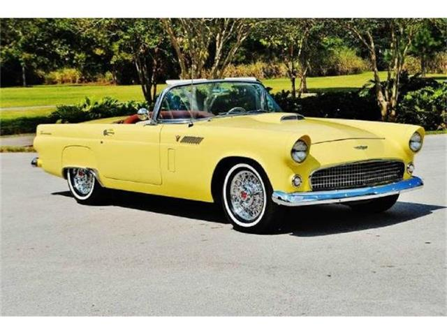 1956 Ford Thunderbird | 761518