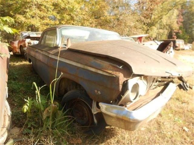 1962 Chevrolet Impala   761522