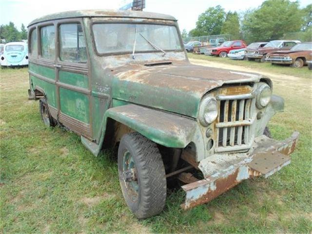 1962 Willys Utility Wagon | 761526