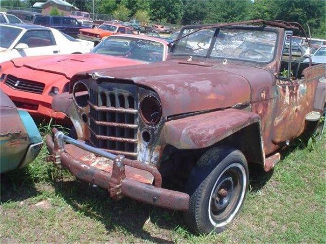 1951 Willys Jeep | 761547