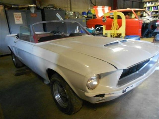 1967 Ford Mustang | 761558