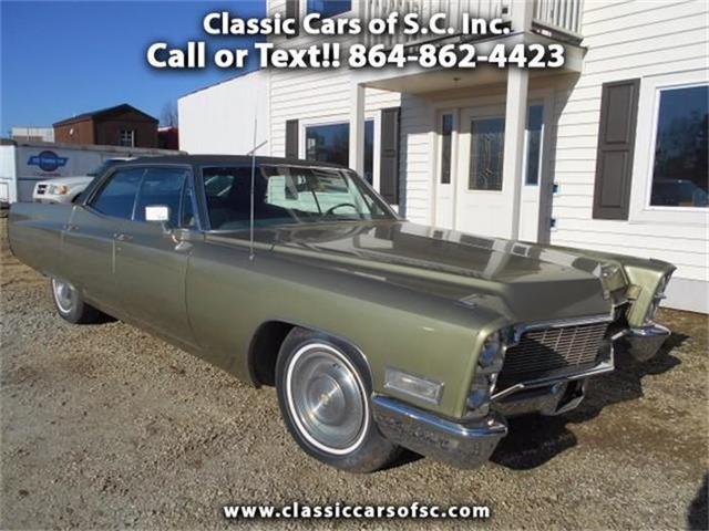 1968 Cadillac DeVille | 761561