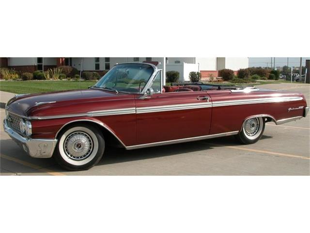 1962 Ford Galaxie 500 XL | 761562