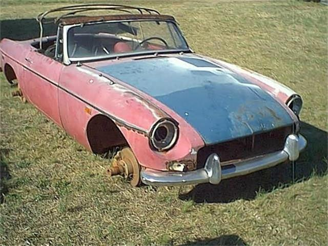 1968 MG MGB | 761565