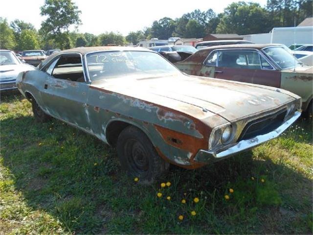 1972 Dodge Challenger   761577