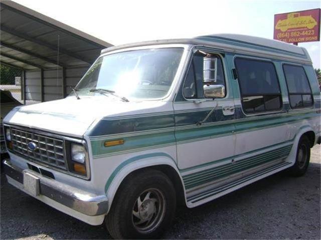 1991 Ford E150   761584