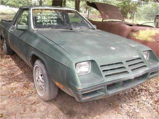 1982 Dodge Rampage | 761594