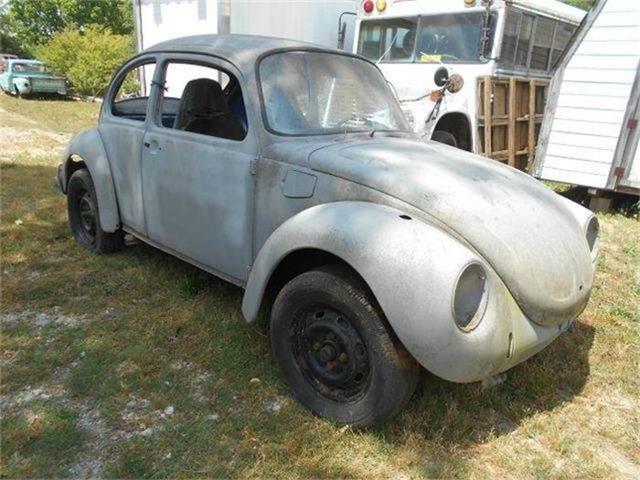 1972 Volkswagen Super Beetle | 761598