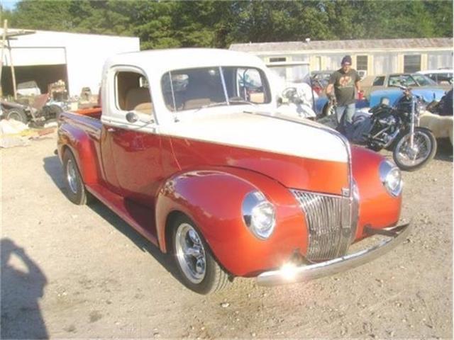 1940 Ford Custom | 761602