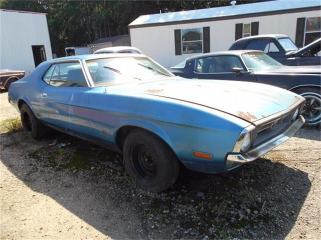 1971 Ford Mustang | 761604