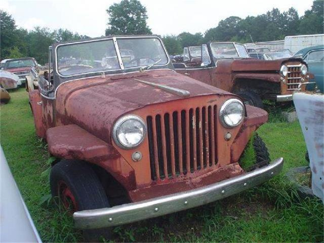 1949 Willys Jeep | 761614