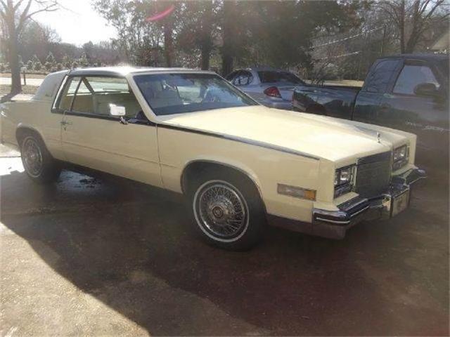 1984 Cadillac Eldorado | 761622