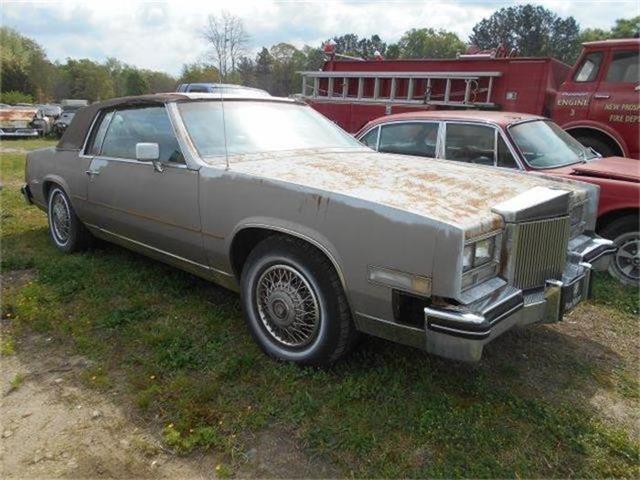 1984 Cadillac Eldorado | 761624