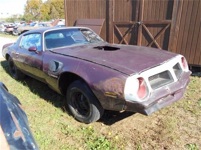 1976 Pontiac Firebird | 761628