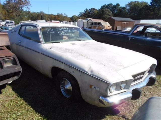 1973 Plymouth Satellite | 761632