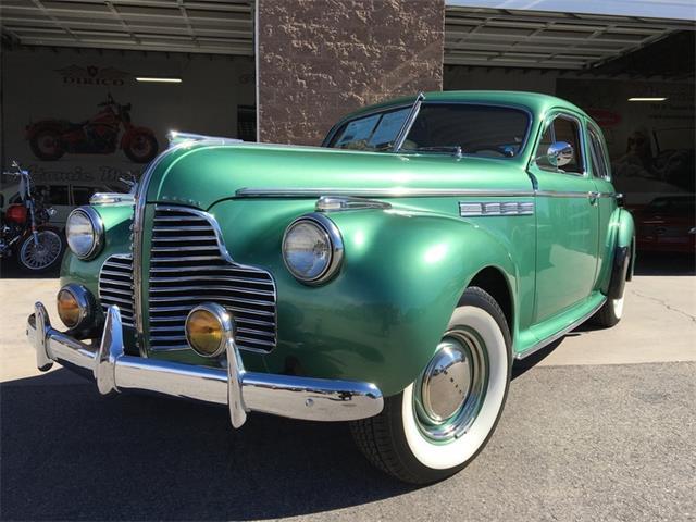 1940 Buick Roadmaster | 761652