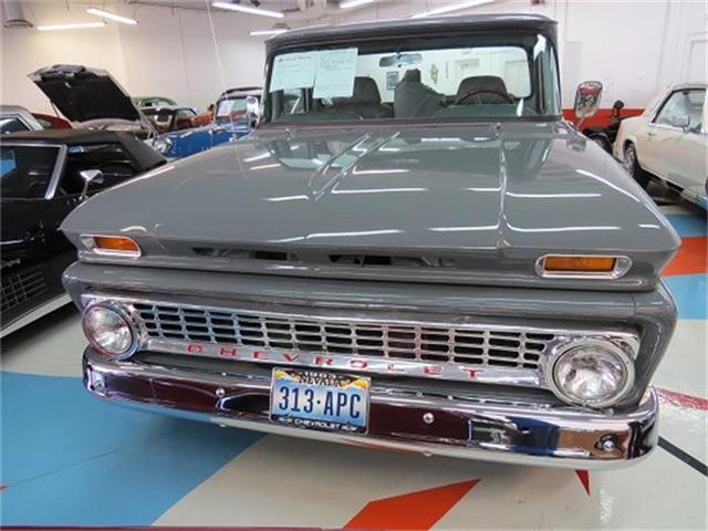 1963 Chevrolet 1/2 Ton Pickup   761656