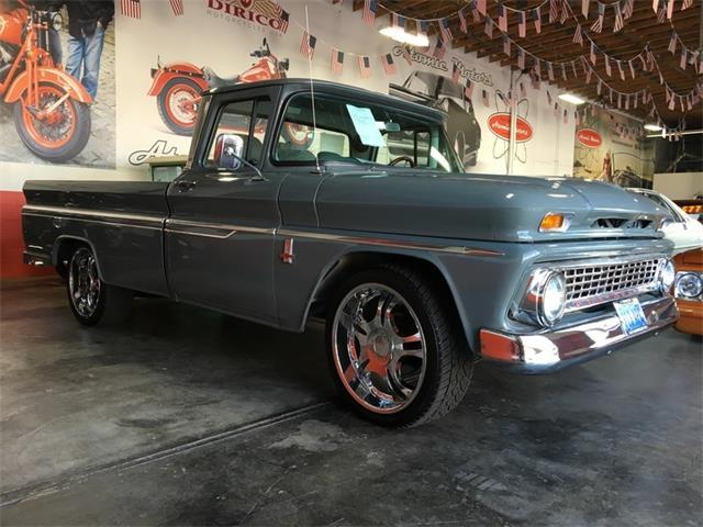 1963 Chevrolet C/K 10 | 761656