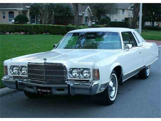 1975 Chrysler New Yorker | 761662