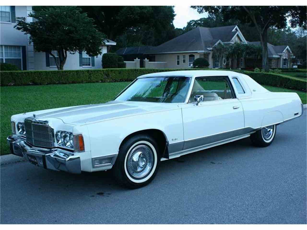Cars For Sale In Iowa >> 1975 Chrysler New Yorker for Sale | ClassicCars.com | CC-761662
