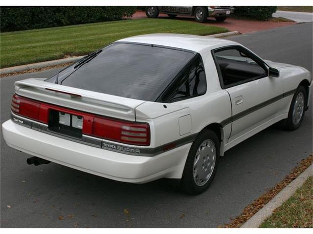 1989 Toyota Supra | 761664