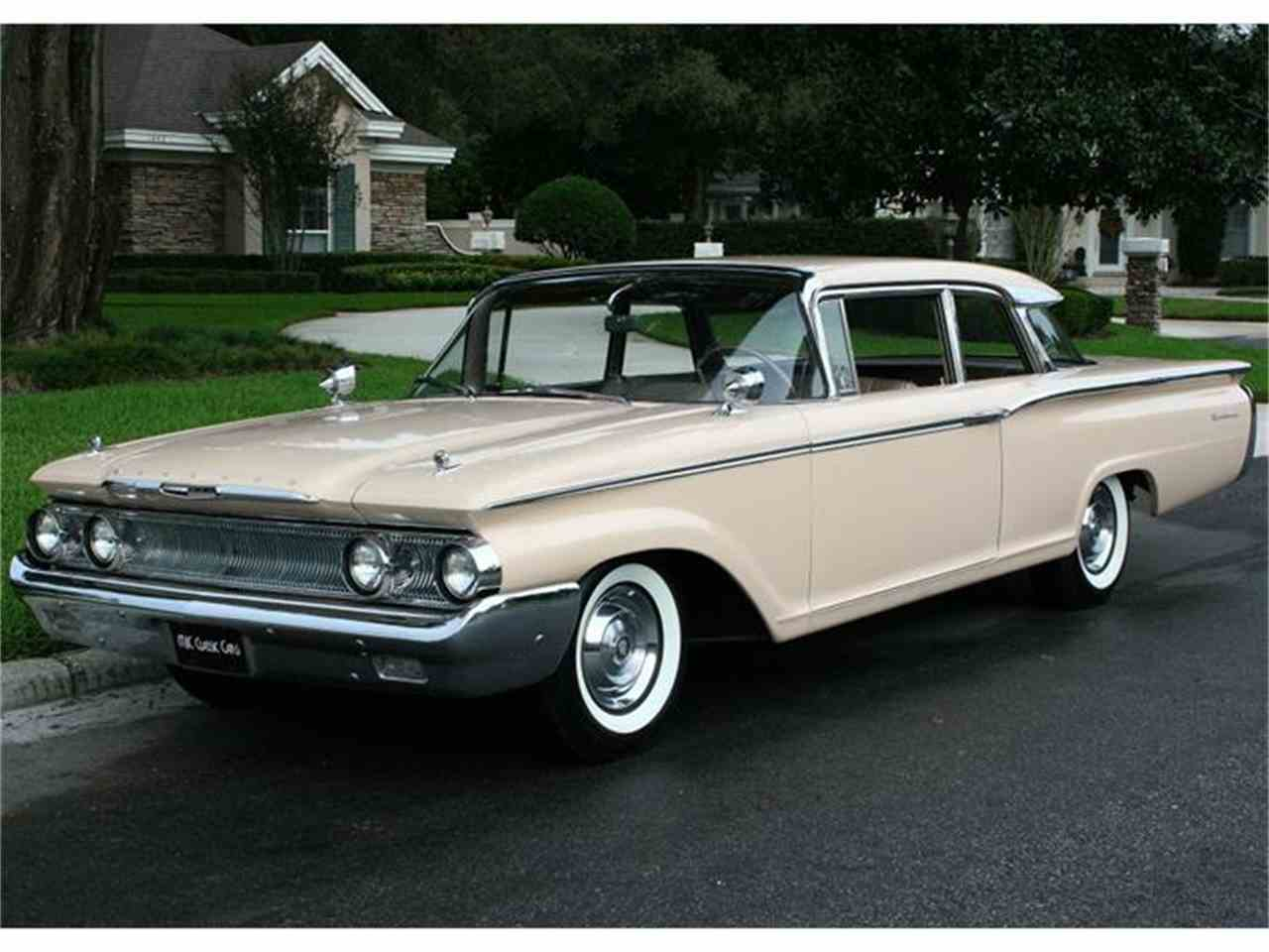 Cars For Sale Under 5000 By Owner >> 1960 Mercury Monterey for Sale | ClassicCars.com | CC-761665