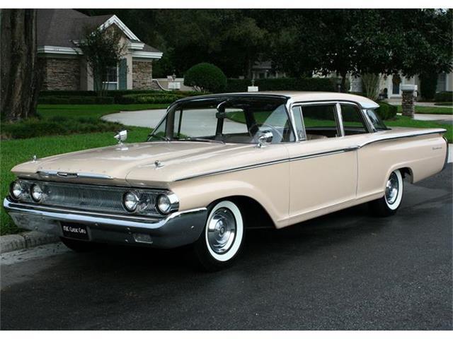 1960 Mercury Monterey | 761665