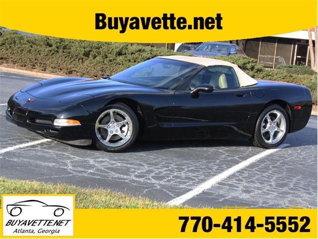 2001 Chevrolet Corvette | 761695