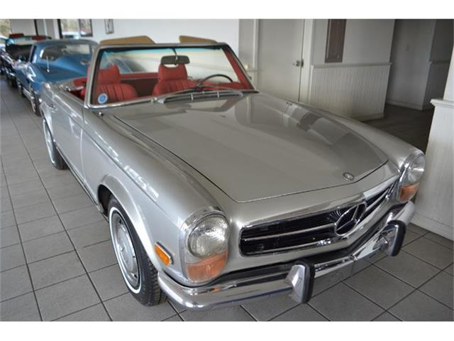 1970 Mercedes-Benz 280SL | 761708