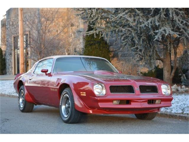 1976 Pontiac Firebird Trans Am | 761752