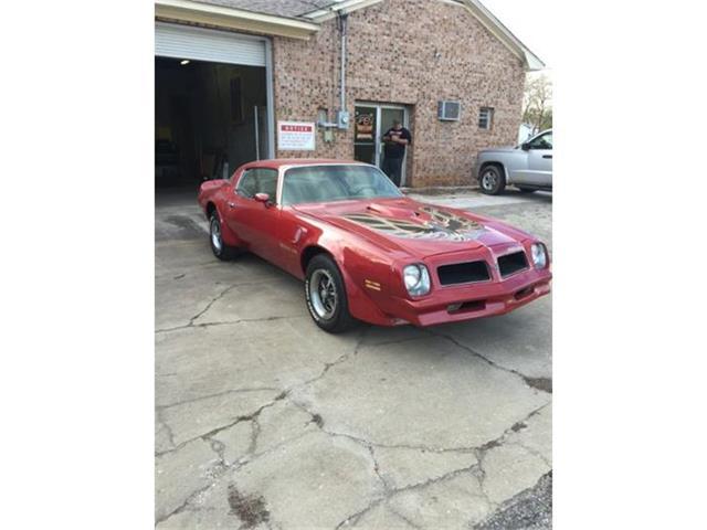 1976 Pontiac Firebird | 761752