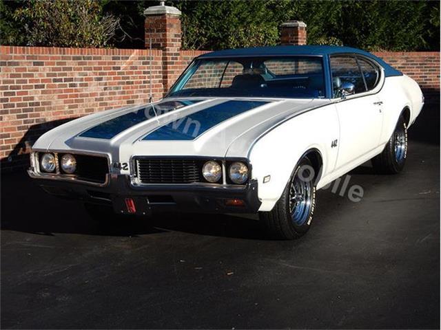 1969 Oldsmobile 442 | 761785