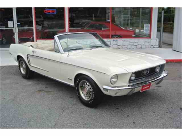1968 Ford Mustang GT390 | 761793