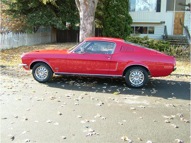1968 Ford Mustang GT | 761854