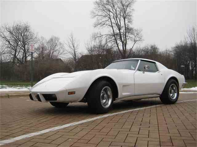1973 Chevrolet Corvette | 761859