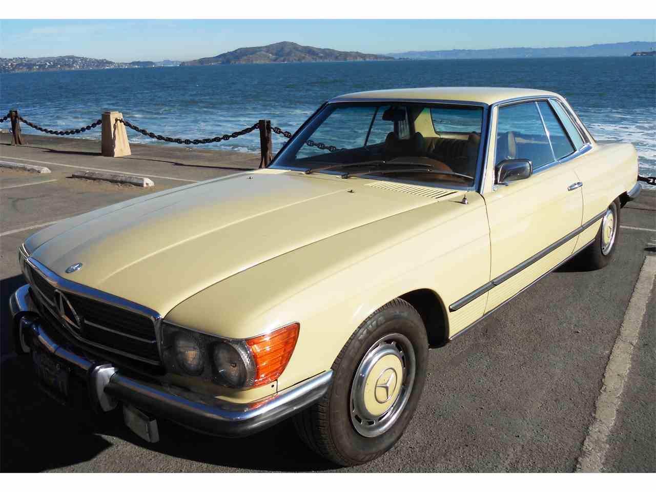 1973 mercedes benz 450slc for sale cc for Mercedes benz service san francisco