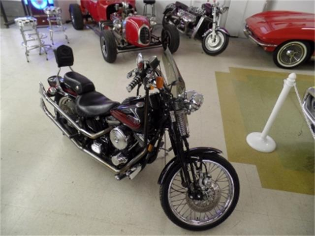 1995 Harley Davidson Soft Tail Bad boy | 761909