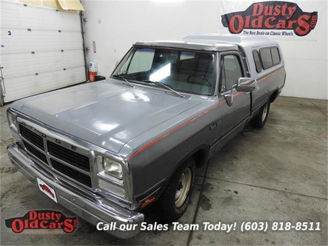 1993 Dodge Truck | 761957