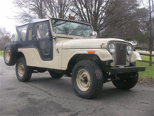 1973 Jeep CJ6 | 762010