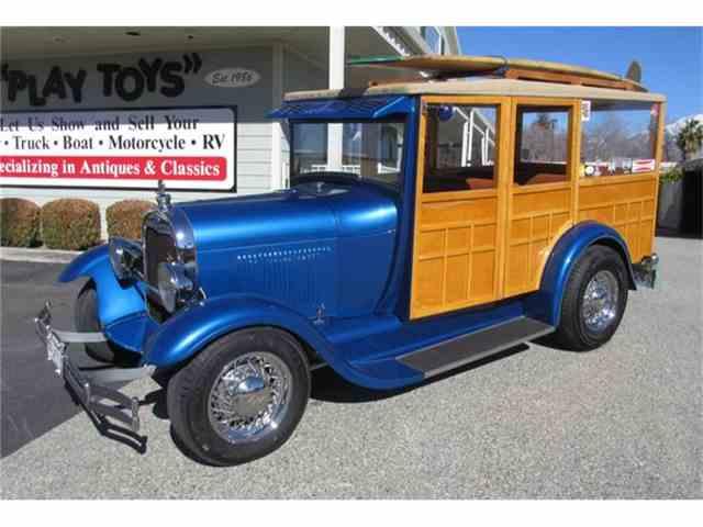 1928 Ford Woody Wagon | 762013