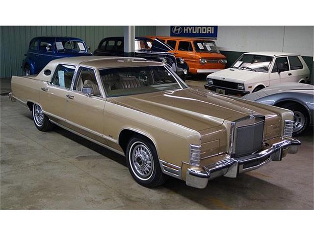 1979 Lincoln Continental | 760202