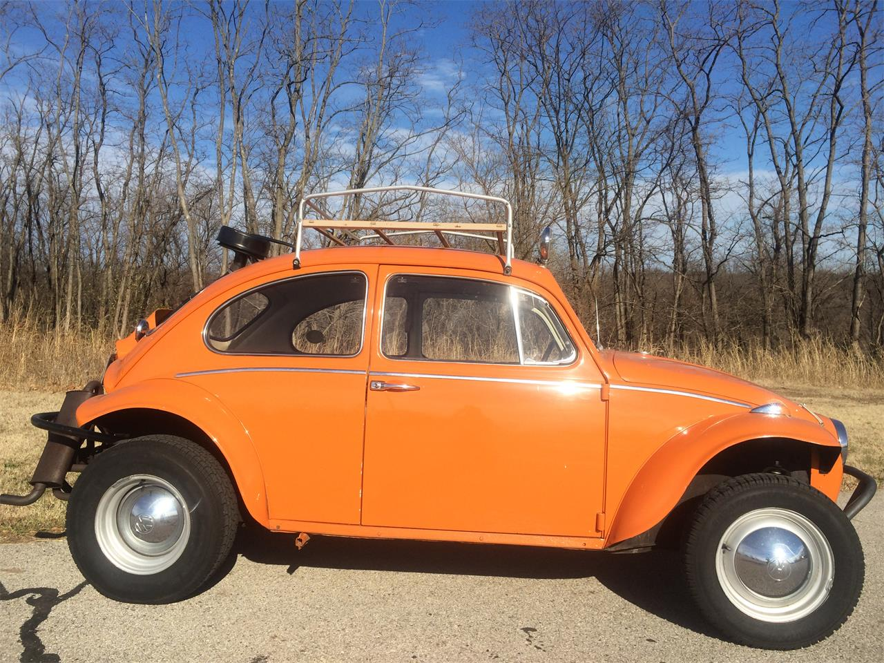 1966 Volkswagen Beetle For Sale Classiccars Com Cc 760204