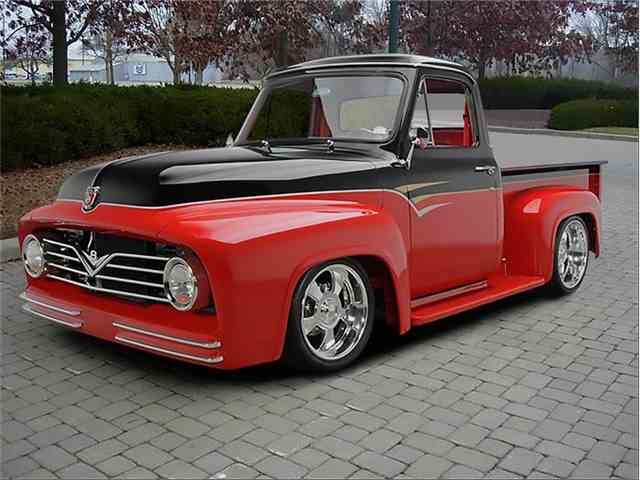 1955 Ford F1 | 762046
