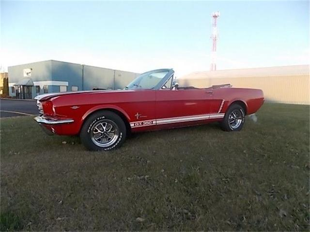 1965 Ford Mustang   762106