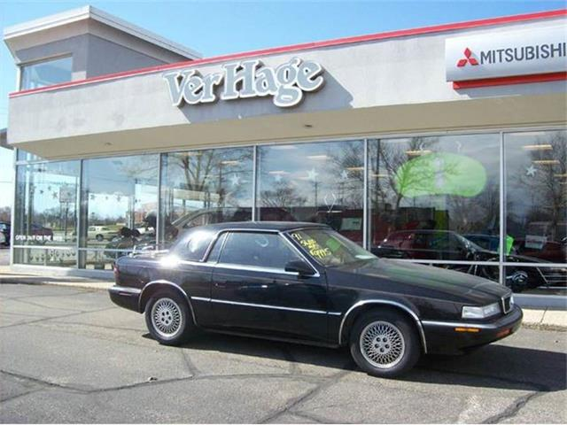 1991 Chrysler TC by Maserati | 762108