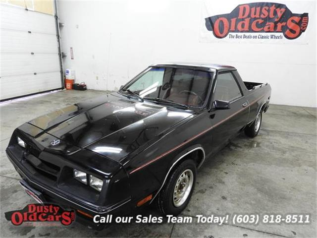 1984 Dodge Rampage | 762110