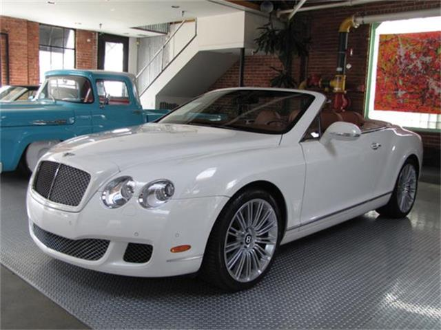 2011 Bentley Continental GTC | 762122