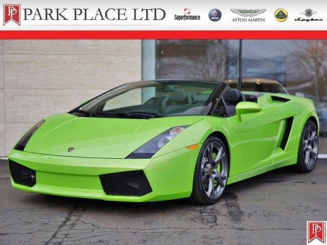 2008 Lamborghini Gallardo | 762144