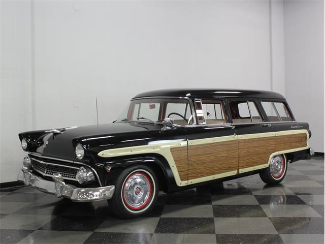 1955 Ford Country Squire Station Wagon | 762149