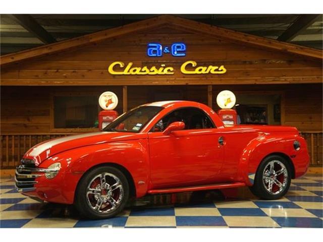 2003 Chevrolet SSR | 760217